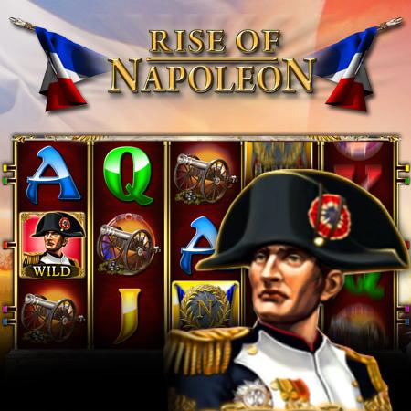 Rise of Napoleon Online Slot