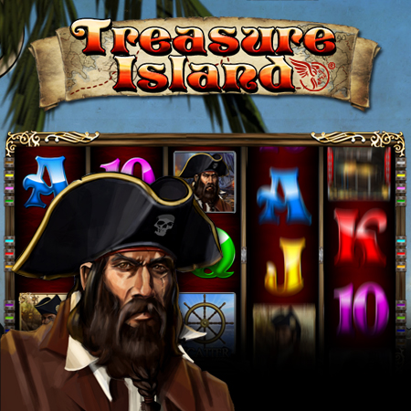 Treasure Island Online Casino Slot
